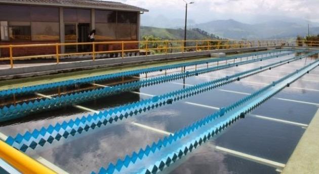 Planta de Tratamiento de Agua Potable Niza (Manizales - Colombia)