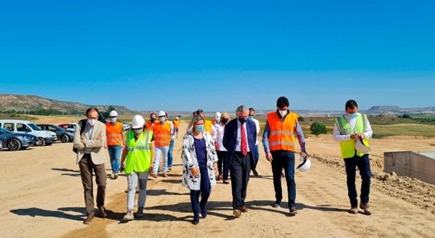 Aragón publica tercera convocatoria modernización regadíos valor 30 M€