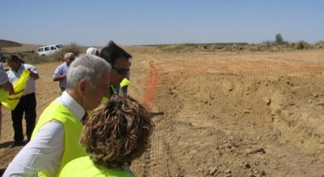 Modernización regadíos 625 hectáreas Alberuela Tubo