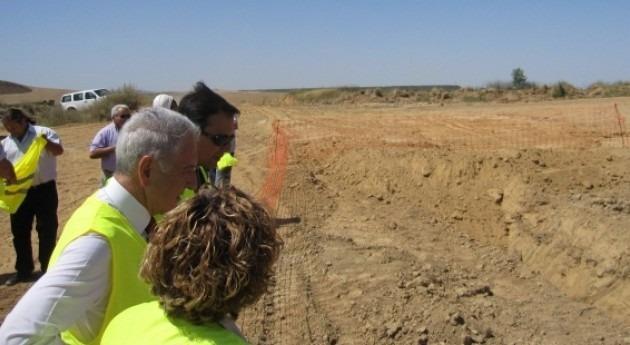 Aragón, punto acometer obras modernización regadíos valor 45 millones euros