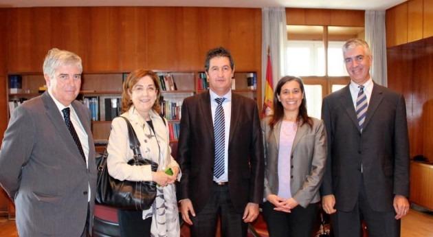 Se celebra reunión seguimiento proyecto Transformación regadíos Monegros-II