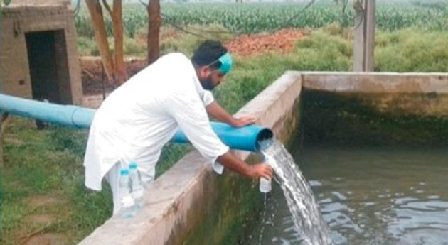 Cerca 70% fuentes agua Pakistán no son seguras consumo humano