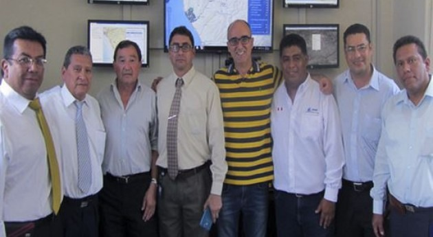 ANA inaugura primera Sala Monitoreo Hídrico Perú Cañete