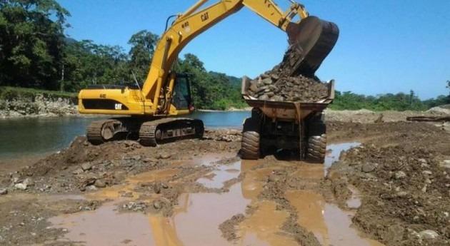 MOP licita canalización río Changuinola