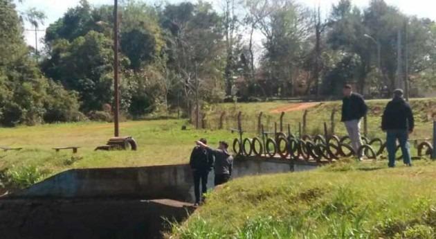 Técnicos se reúnen dar solución al problema abastecimiento Colmena, Paraguay