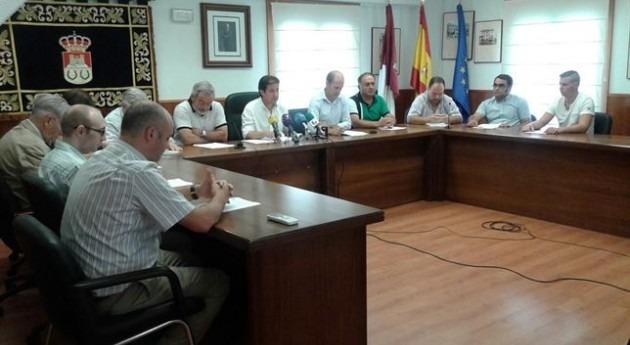 22 municipios ribereños piden paralización trasvase Tajo-Segura y elevar mínimo