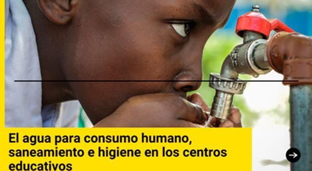 agua mejora y visibiliza educación