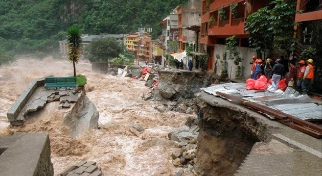 alemanes libran dura batalla Lima construir resiliencia cambio climático