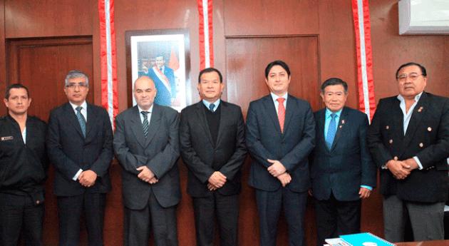 Consejo Directivo Autoridad Nacional Agua aprueba estados financieros 2015