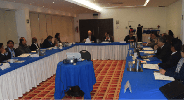 Asociados ANEAS revisan anteproyecto modificación NOM-127 y 179 SS
