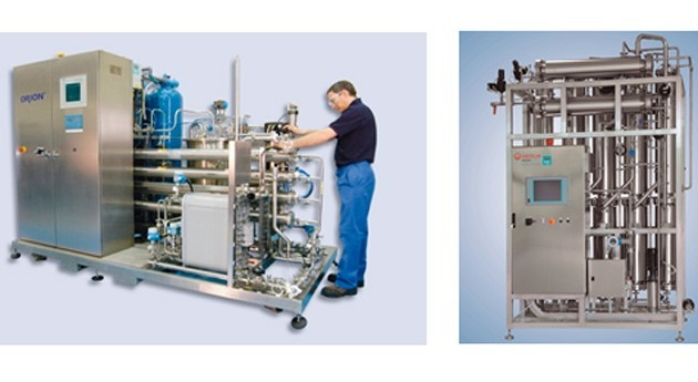 Nuevo contrato Veolia Water Technologies Industria Farmacéutica