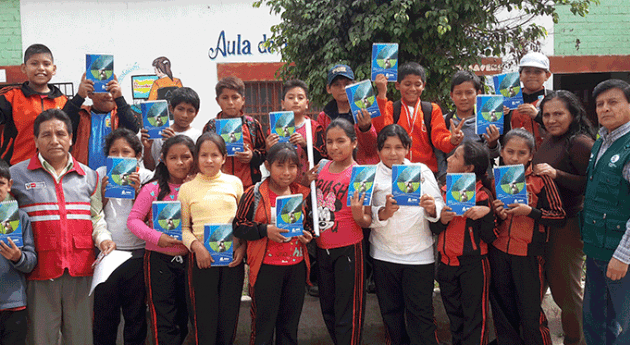ANA desarrolla charlas cultura agua colegios Huaral