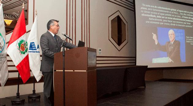 ANA presenta herramientas fortalecer gestión recursos hídricos Perú
