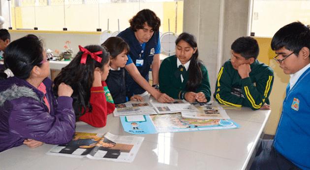 ANA capacita estudiantes brigadas ambientales cuenca Chancay - Huaral