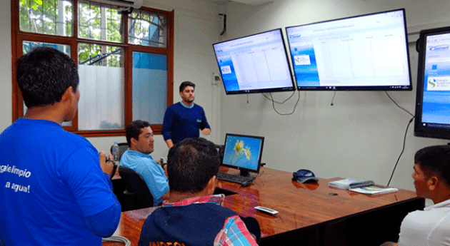 Autoridad Nacional Agua instala primera estación telemétrica Madre Dios