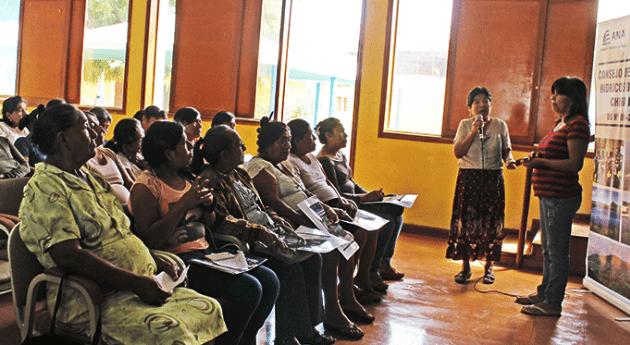 ANA promueve incorporación enfoque género Gestión Integrada Recursos Hídricos