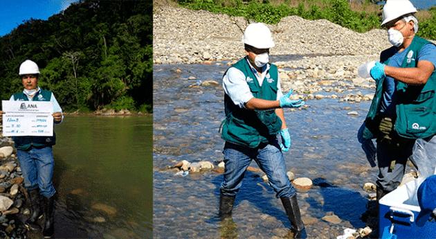 Autoridad Nacional Agua inician monitoreo participativo Puerto Maldonado