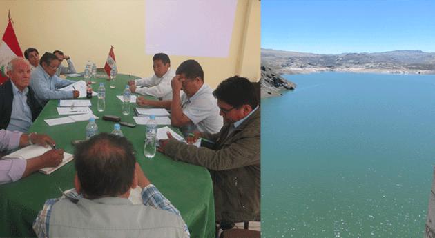 Se anuncia corte agua sistema regulado Colca