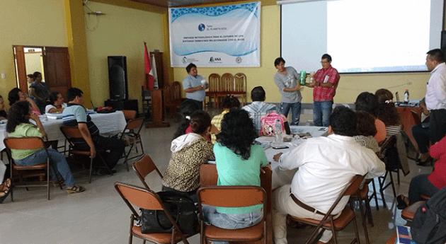 Docentes loretanos promueven red Planeta Azul marco convenio MINEDU