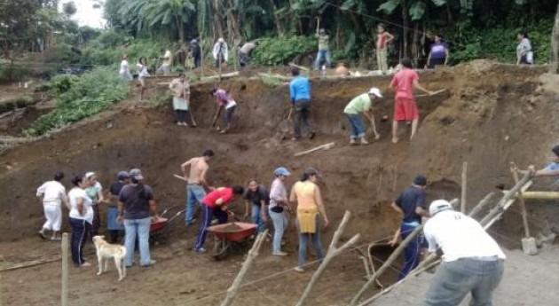 CENTA cooperación desarrollo Guatemala y Salvador