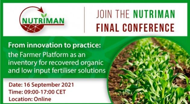 proyecto NUTRIMAN presenta mañana resultados finales
