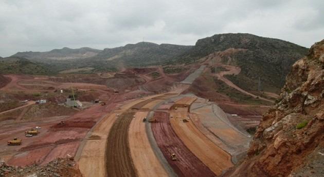 Se reanuda construcción Embalse Mularroya cuenca Ebro