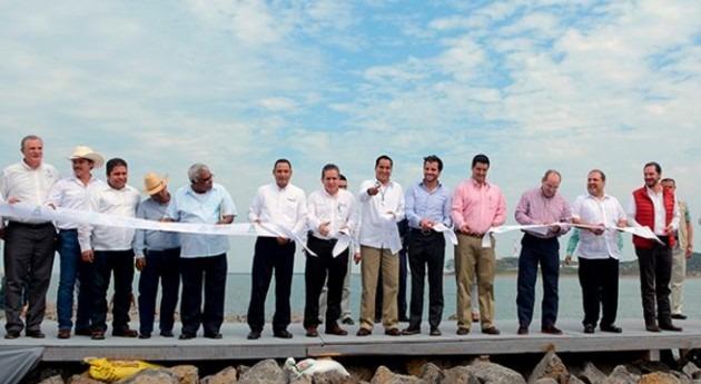 Conagua anuncia inversión 217 millones dólares obras hídricas Veracruz 2016