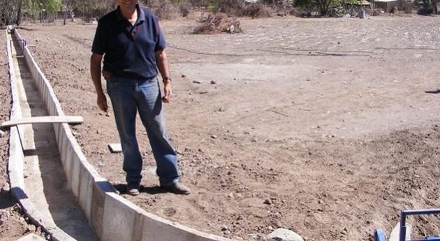 agricultores Petorca y Llay Llay cuentan nuevas obras riego enfrentar sequía 2014