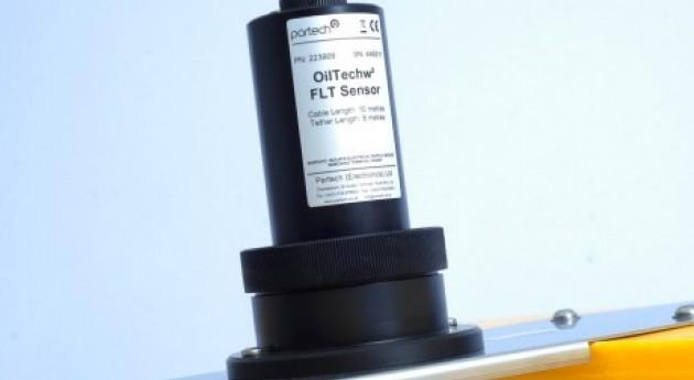 Detector on-line Aceites e Hidrocarburos