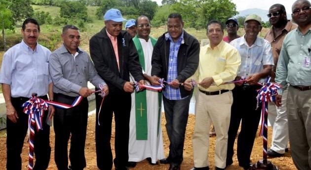 INDRHI pone marcha 4 nuevos diques regadío Hato Mayor, Seibo y Altagracia