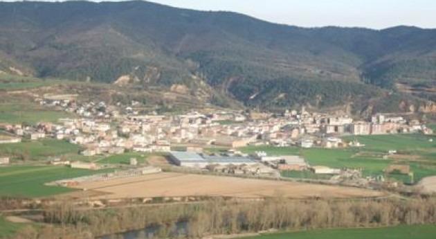Comienzan obras completar tubería principal regadíos Oliana 1,5 millones euros