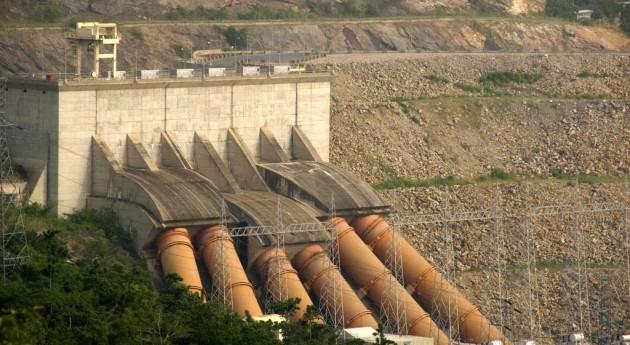 Hidroeléctrica (Autor: Banco Mundial/Arne Hoel)