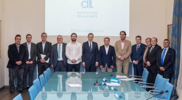 IUACA coordina Pacto Provincial Agua provincia Alicante