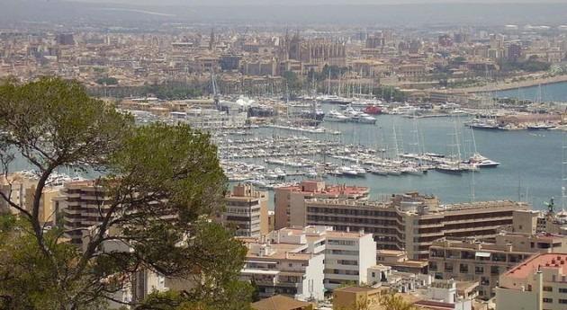 embalses Palma se encuentran al 35% capacidad frente al 96% hace año