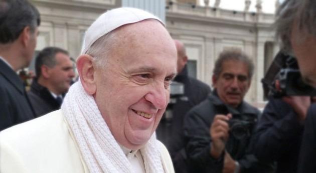 """Papa Francisco: """" Cop21 se acerca rápidamente y todavía hay largo camino recorrer"""""""