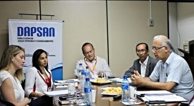 Paraguay coordina acciones sector agua potable y saneamiento