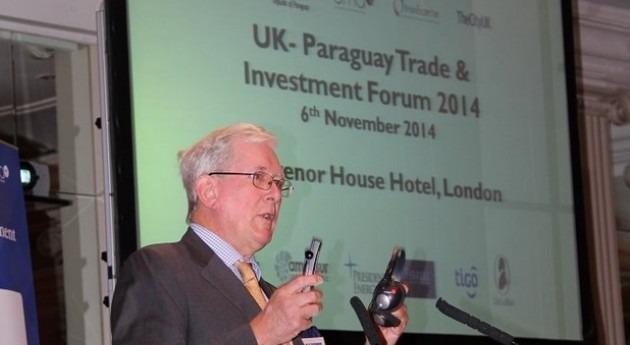 sector infraestructuras Paraguay despierta interés inversores británicos