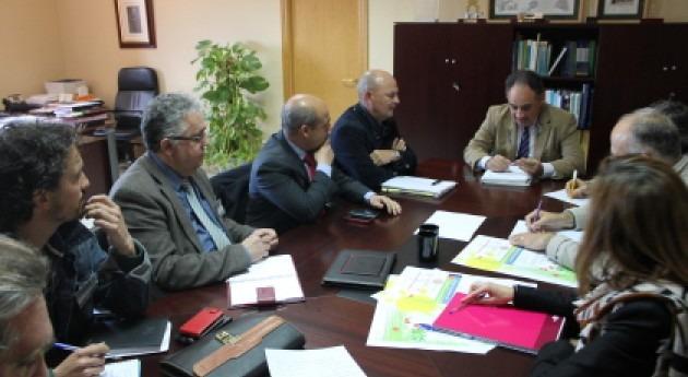 CHG suscribirá convenio que Mancomunidad Aljarafe gestione parque Riopudio