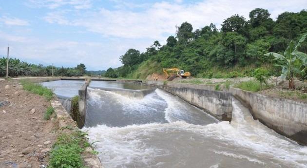 Sistema riego Pasaje – Machala se encuentra al 95% ejecución