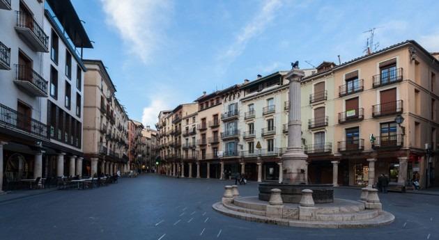 Teruel busca agua subterránea sobrevivir sequía