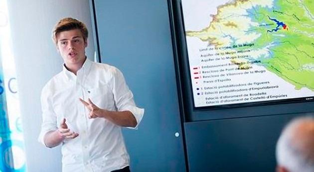 ganador español Junior Water Prize nos cuenta experiencia final Estocolmo