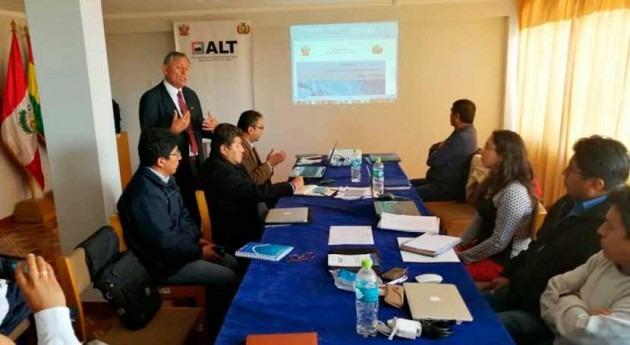 Perú y Bolivia se reúnen gestionar control calidad agua Lago Titicaca