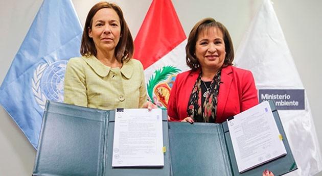 Perú y Bolivia ejecutarán 11 acciones descontaminar Lago Titicaca
