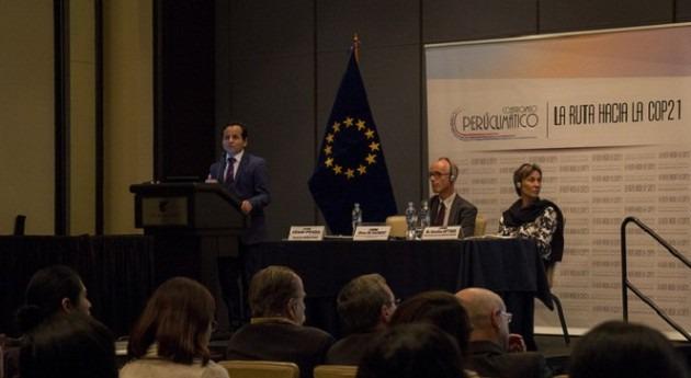 Perú, Finlandia y Francia intercambian experiencias políticas públicas cambio climático