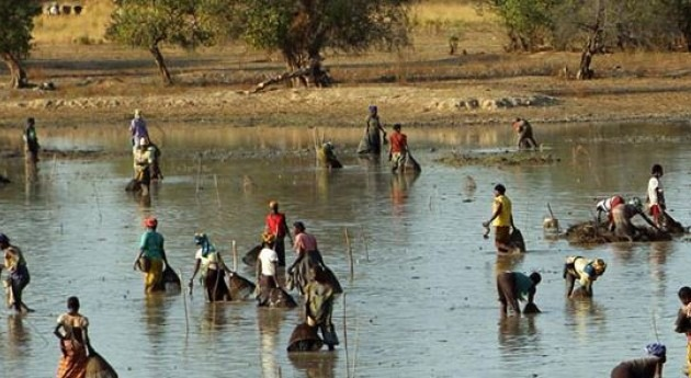 Imagen de la web de la Conferencia Mundial sobre Pesca Continental.