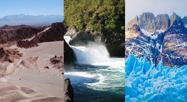 Chile, caso escasez hídrica agua