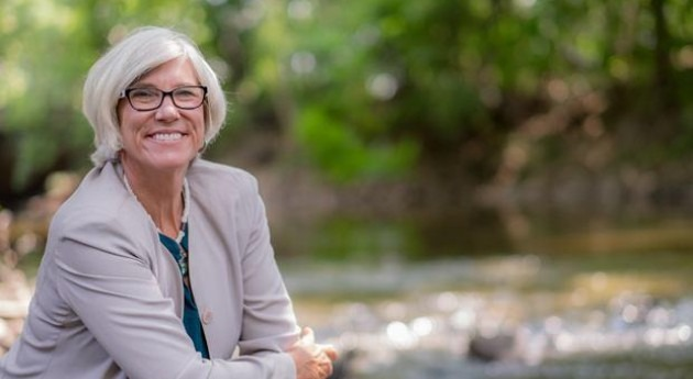 Joan Rose gana Stockholm Water Prize 2016