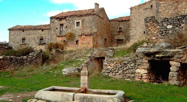 agua urbana España vacía