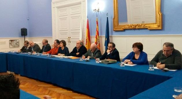 Aragón abre proceso audiencia pública plan gestión inundaciones