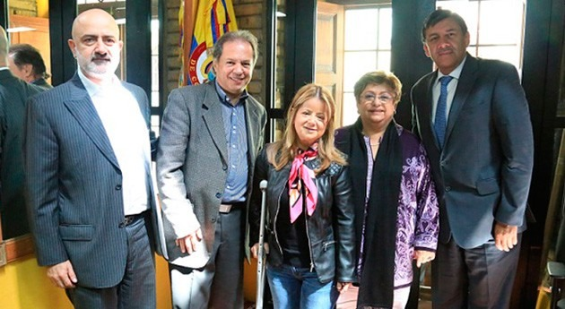 Santa Rosa Osos Colombia presenta Plan Maestro Acueducto y Alcantarillado